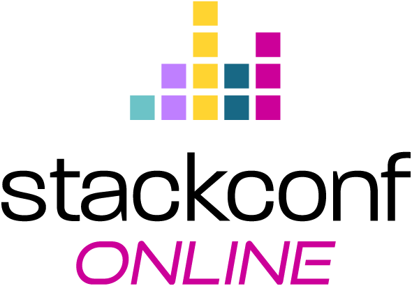 picture of a banner or logo from stackconf